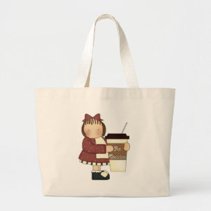 Kids Hot Chocolate Tote Bag bag