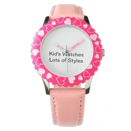 Kid's HSPPR Wrist Watch