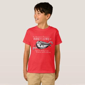 Kids' Hurdy-Gurdy T-shirt