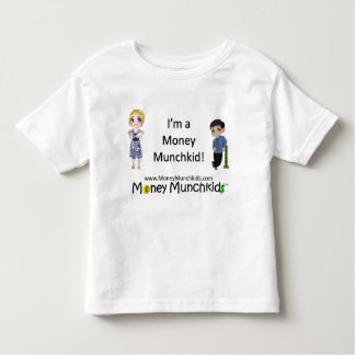 "Kids ""I'm a Money Munchkid"" shirt"
