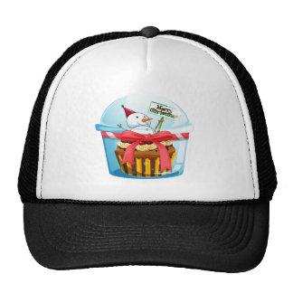 kids in class room trucker hat