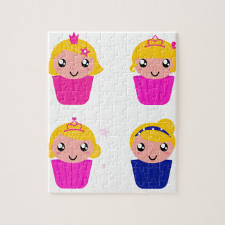 Kids in muffins jigsaw puzzle