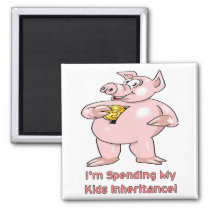Kids Inheritance Magnet