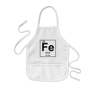 Kids Iron Chef Fe[26] Apron