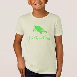 Kids  I've Gone Green T-Shirt