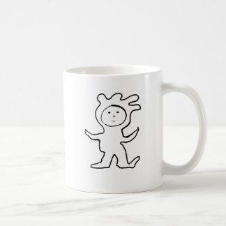 Kids Jester Jammies Design Coffee Mug