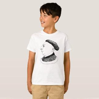 Kids' John Dunstaple T-shirt (wordless version)