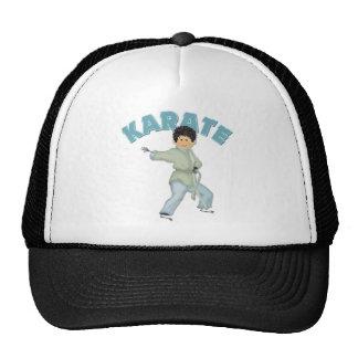 Kids Karate Gift Trucker Hat