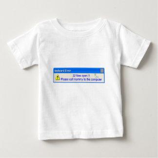 Kids Keyboard Error T-Shirt
