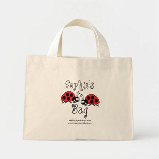 Kids Ladybug Tote Bag