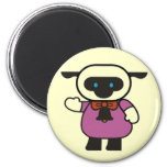 Kids Lamb T Shirts and Gifts Refrigerator Magnet