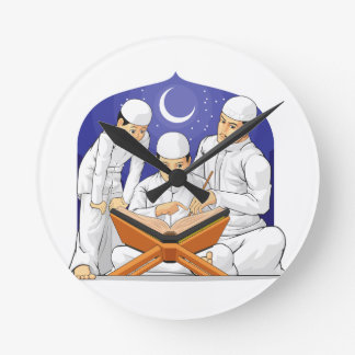 Kids Learn to Read Al-Quran with Their Parent Round Clock