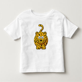 Kids Leopard Penguin T-Shirt