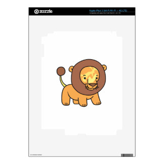 KIDS LION DECAL FOR iPad 3