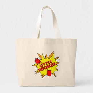 Kids Little Firecracker Tote Bag