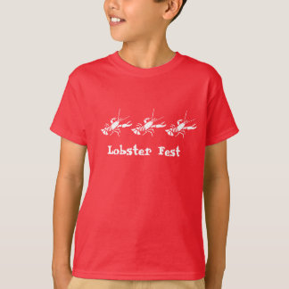 Kids Lobster Fest T-Shirt