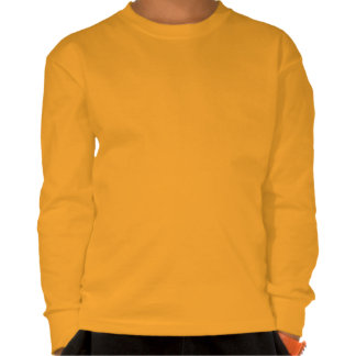 Kids long sleeve shirt with donkey various colours