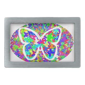 KIDS love Butterflies - Happy Christmas n New Year Belt Buckle