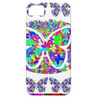 KIDS love Butterflies - Happy Christmas n New Year iPhone 5 Case