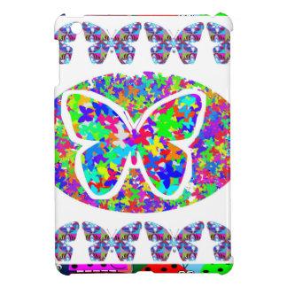 KIDS love Butterflies - Happy Christmas n New Year iPad Mini Cases