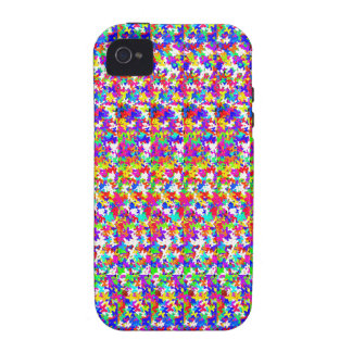 KIDS love butterfly pattens Artistic Texture Cute Vibe iPhone 4 Case