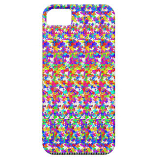 KIDS love butterfly pattens Artistic Texture Cute iPhone 5 Case