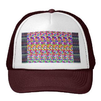 KIDS love butterfly pattens Artistic Texture Cute Trucker Hat