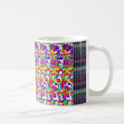 KIDS love butterfly pattens Artistic Texture Cute Coffee Mugs