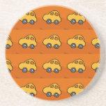 Kids LOVE : Mini Mini Toy Cars Drink Coaster