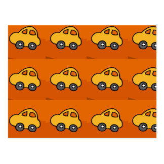 Kids LOVE : Mini Mini Toy Cars Postcard