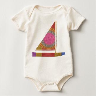 KIDS love SAIL Boat Creeper