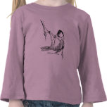 Kids LS T / Black-capped Chickadee Tshirts