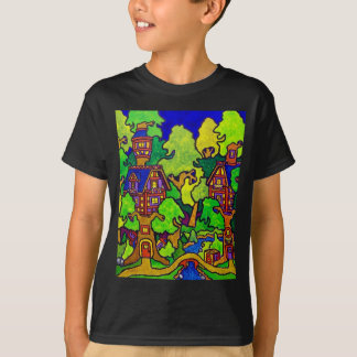 Kids Magic Treehouse T-Shirt