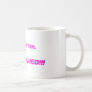Kids Matter.GET INVOLVED!!! Classic White Coffee Mug