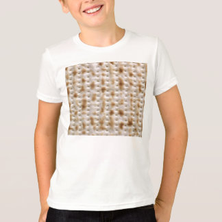 Kids' Matzoh Ringer Tee for Pesach (choose color)