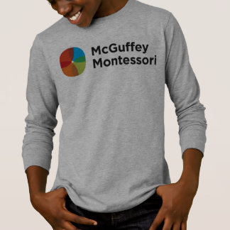 Kid's McGuffey Spirit Wear Long-sleeve T-shirt