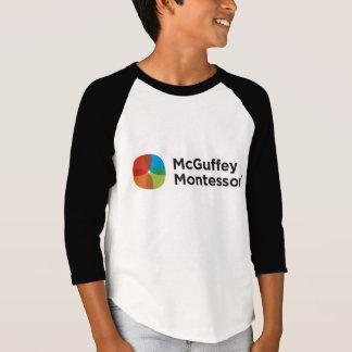Kid's McGuffey Spirit Wear Raglan T-shirt