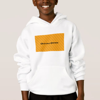 Kids medium Destiny_Gaming hoodie