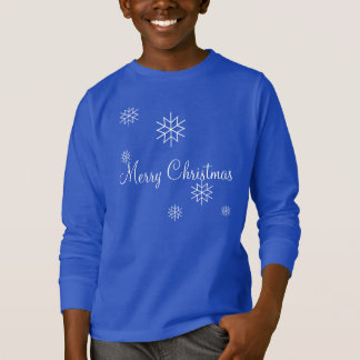 Kids Merry Christmas Tee