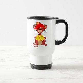 Kid's Mexican Mouse Travel Mug