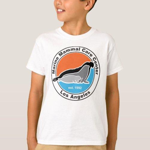 Kids MMCC LA Ringer T_Shirt