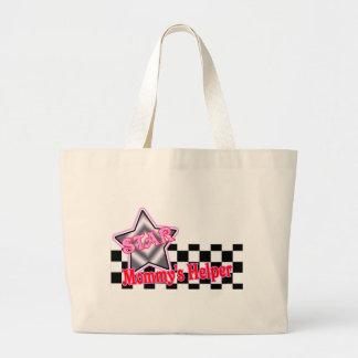 Kids Mommys Helper Tote Bag