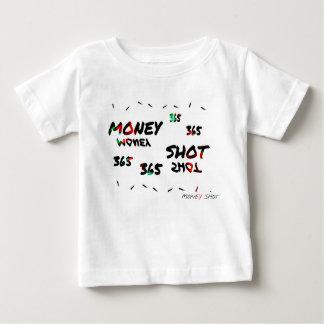 Kids money shot baby T-Shirt