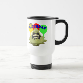 Kids Monster Birthday Coffee Mugs