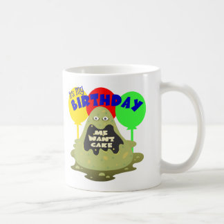 Kids Monster Birthday Mug