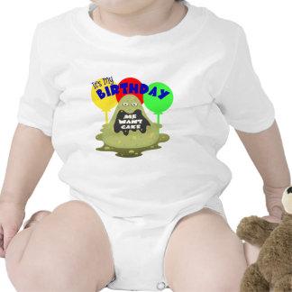 Kids Monster Birthday T-shirts