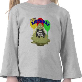 Kids Monster Birthday Tshirts