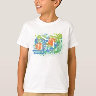 Kids Monster Truck Shirt