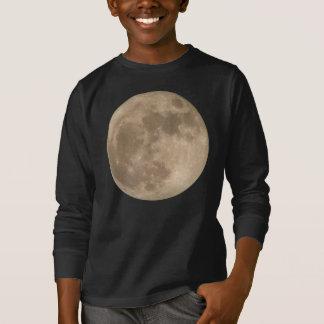 Kid's Moon Shirt Full Moon Shirt Kid's Moon Gifts
