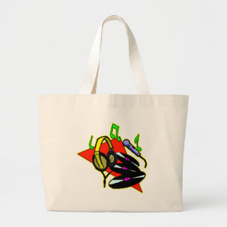 Kids Music Tote Bag